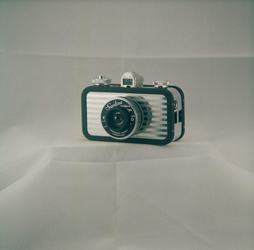 Lomography La Sardina Splendour camera