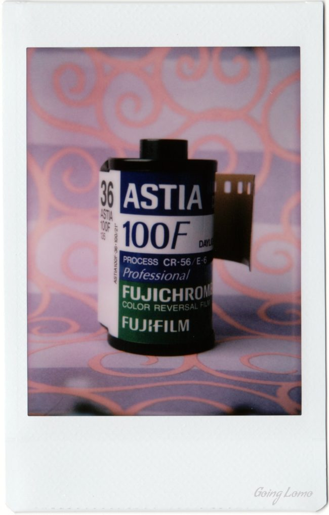 Fuji Astia 100F