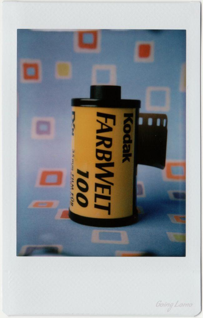 Kodak Farbwelt 100