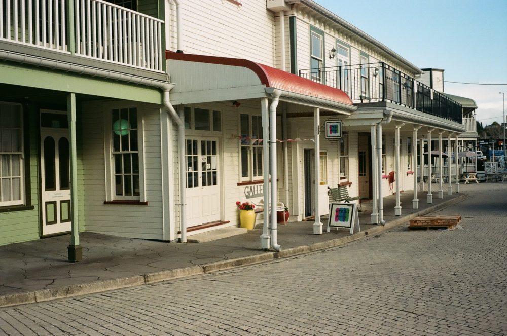 Historic Village, Tauranga, New Zealand