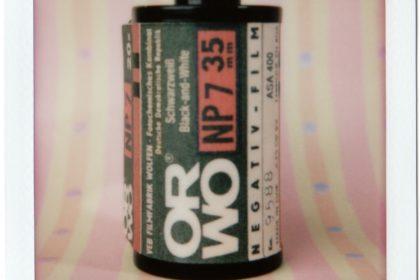 Orwo NP7 400