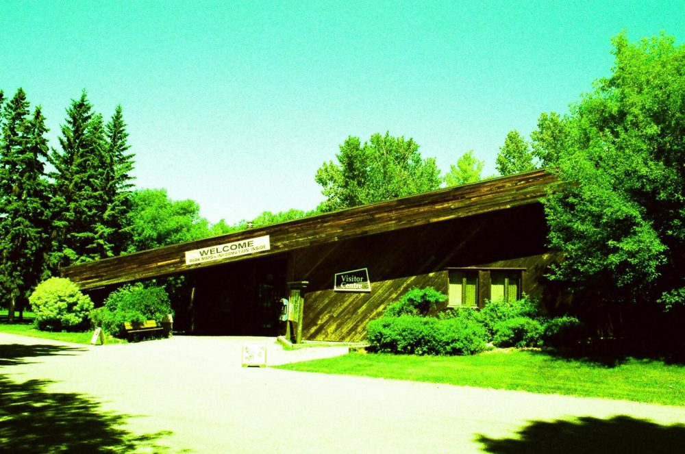 Fish Creek Park Visitor Centre
