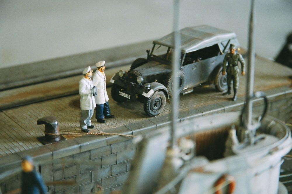 models of Nazis