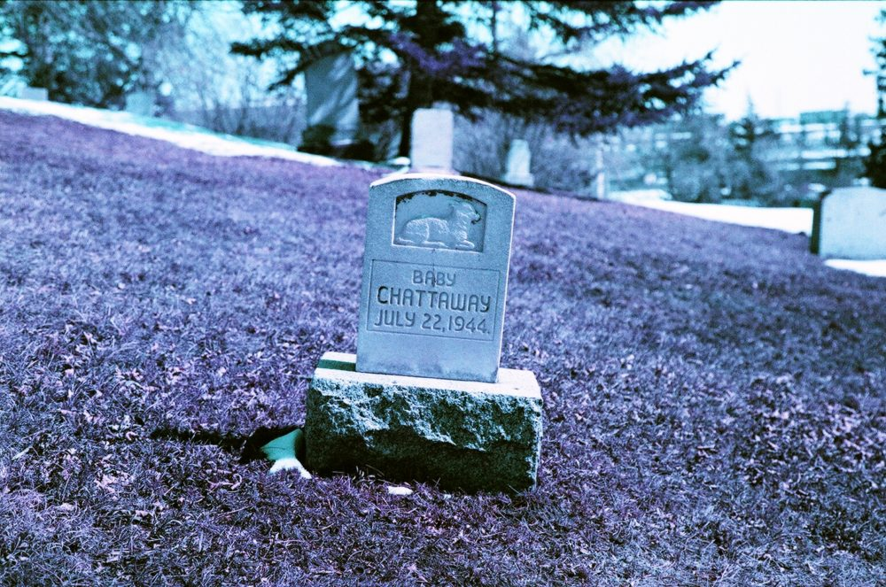 Calgary's Union Cemetery
