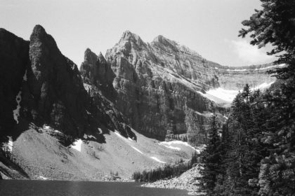 Lake Agnes & Mount Whyte