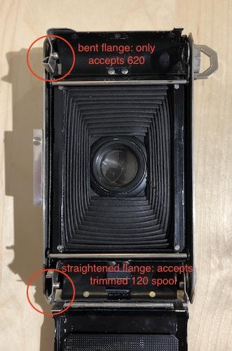 Inside the Kodak Six-20 Model C