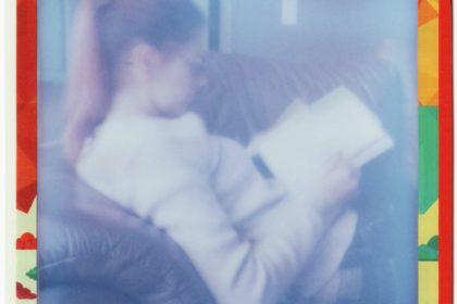 pinhole photo using Fuji Instax Mini film
