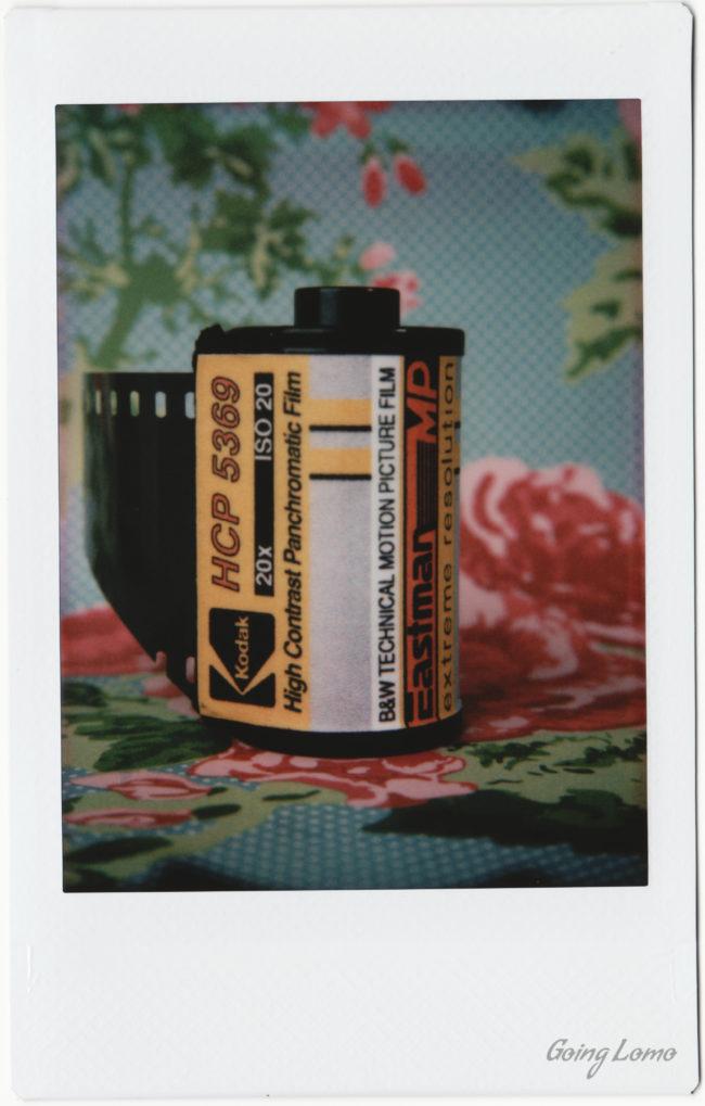 Kodak HCP 5369 ISO 20