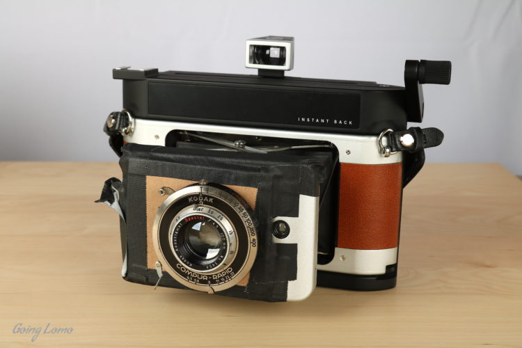the Bel-Aire 'Special' camera with Instant Back